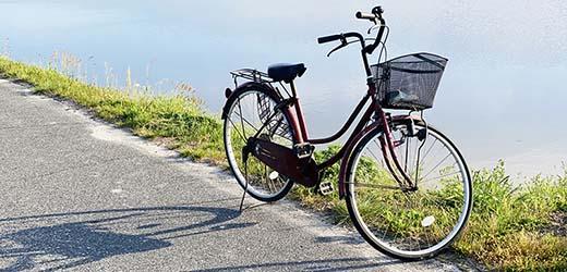 レンタル自転車 イメージ