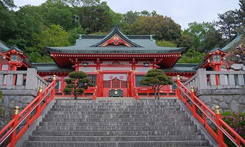 足利織姫神社 イメージ